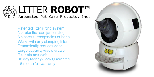 The Litter Robot