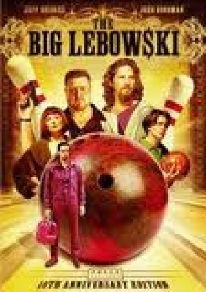 THE BIG LEBOWSKI LIMITED EDITION BLU-RAY AUGUST 16, 2011