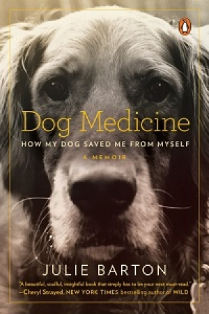 "Julie Barton author of ""Dog Medicine"" will join Jon and Talkin' Pets 7/09/16 at 5pm EST to discuss and give away her new book"