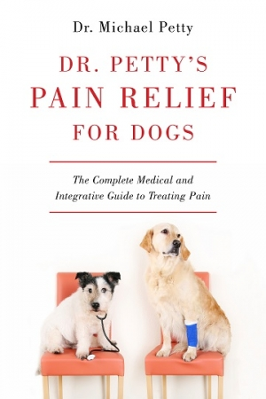 "Dr. Petty will join Jon and Talkin' Pets 3/18/17 at 5pm EST to discuss and give away his new book ""Dr. Petty's Pain Relief for Dogs"""