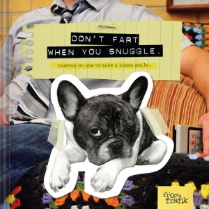 Kate Smith author of Don't Fart When You Snuggle, will join Jon and Talkin' Pets 8/22/15 at 5 PM EST to discuss and give away her book