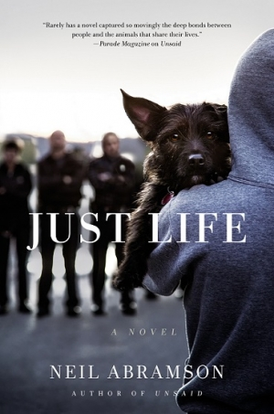 "Neil Abramson author of ""Just Life"" will join Jon and Talkin' Pets 6/25/16 at 5pm EST to discuss and give away his new book"