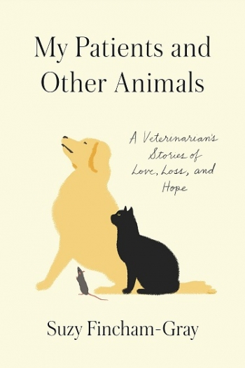 "Author of ""My Patients and Other Animals"", Suzy Fincham-Gray will join Jon and Talkin' Pets 04/07/18 at 5pm ESTto discuss and give away her new book"