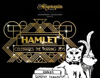 Cats take to the Catwalk at the Algonquin Hotel on August 2, 2018 in NYC