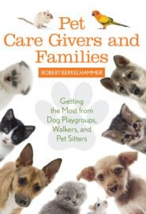 "Robert Berkelhammer author of ""Pet Care Givers and Families"" will join Jon and Talkin' Pets 3/19/16 at 5 PM EST to discuss and give away his new book"
