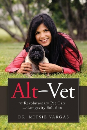 Dr. Mitsie Vargas, author of Alt-Vet: The Revolutionary Pet Care and Longevity Solution by Dr. Vargas will join Jon and Talkin' Pets 03/17/18 at 5pm EST to discuss and give away her new book
