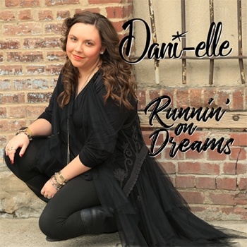 """Dani-Elle Kleha Releases a New EP """"Runnin' On Dreams"""" and will join Jon and Talkin' Pets 1/12/19 at 630pm ET to discuss her new music, pets and give away some CD's"""