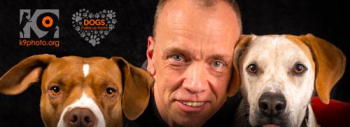 Michael Puck, Philanthropist with K9 Photo will join Jpon & Talkin' Pets at 630pm ET to discuss National Dog Day and his launch of The Global Dog Art Gallery