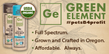 Doug McHart, CEO/Founder of Green Element CBD for pets and people will join Jon and Talkin' Pets 8/7/21 at 505pm ET to discuss National CBD Day and their Buy 1 Give 1 promotion that runs until 8/22/21